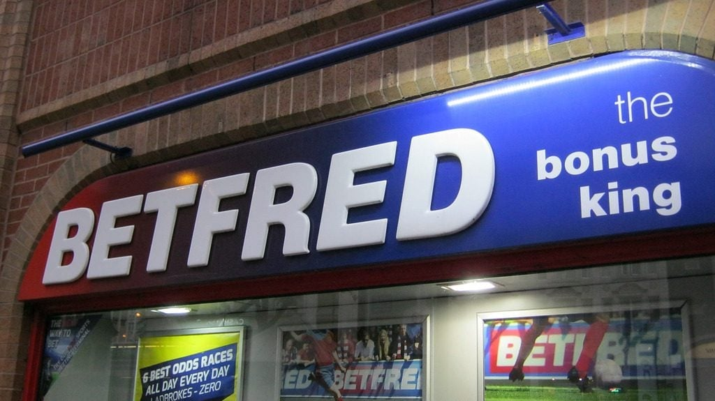 Betfred New Customer Offer