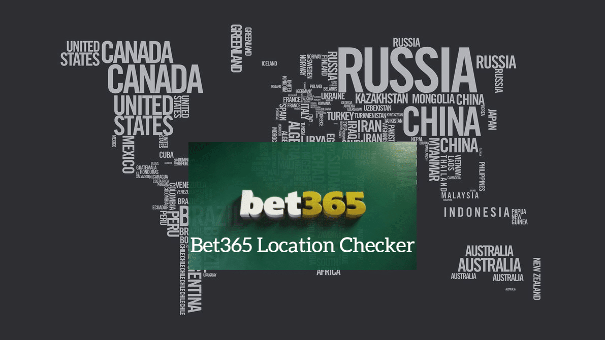 legal countries operated by Bet365