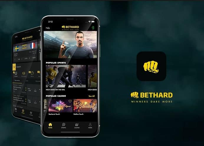 Bethard Mobile Review for UK players
