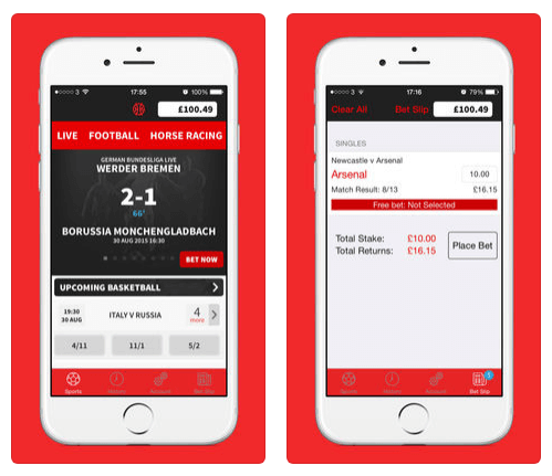Genting Bet Best Features: Mobile App