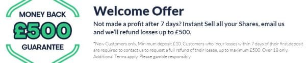 football index welcome offer