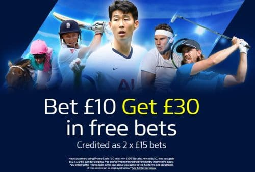 william hill sportsbook sign up offer